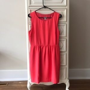 Jcrew Coral Formal Dress